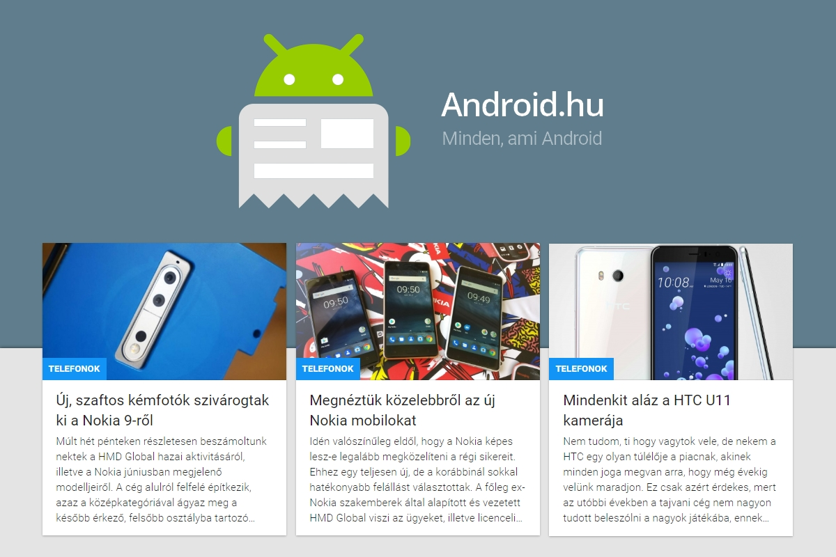 Android.hu