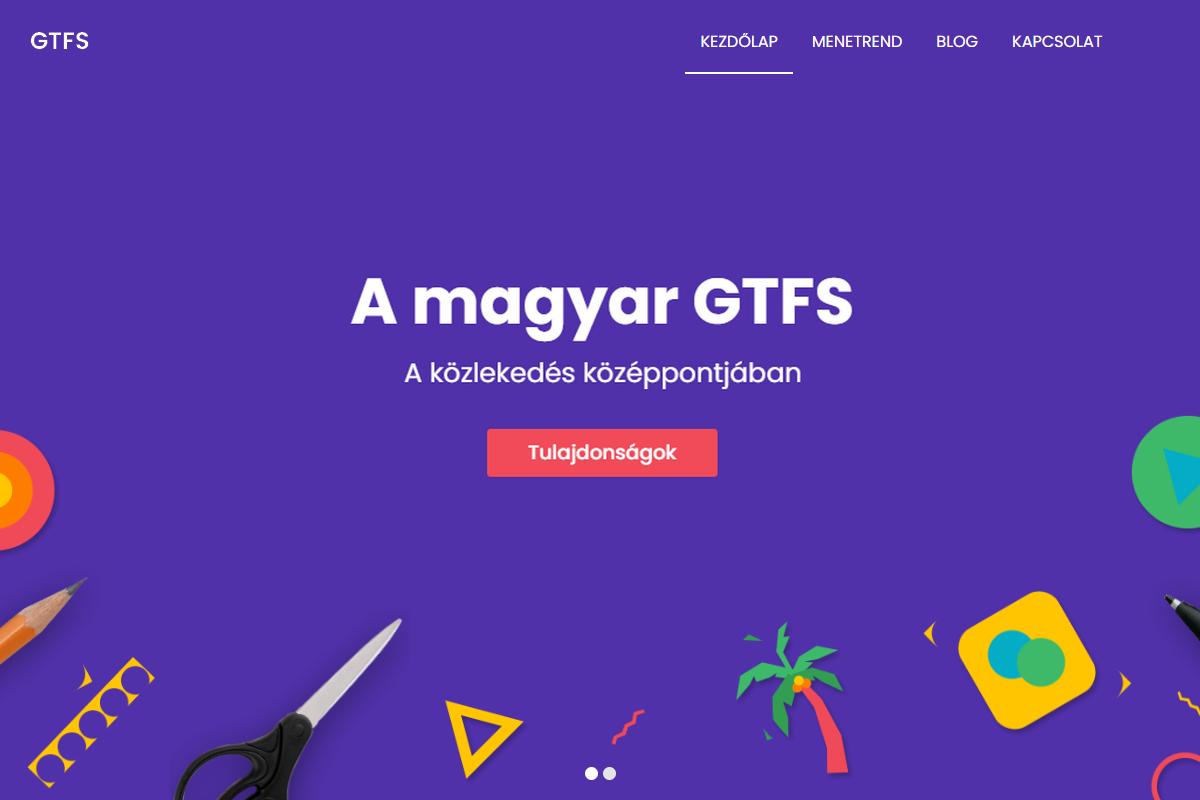 A magyar GTFS
